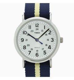 【TIMEX】 Weekender Central Park【ジャーナルスタンダード/JOURNAL STANDARD レディス 腕時計 ホワイト ルミネ LUMINE】