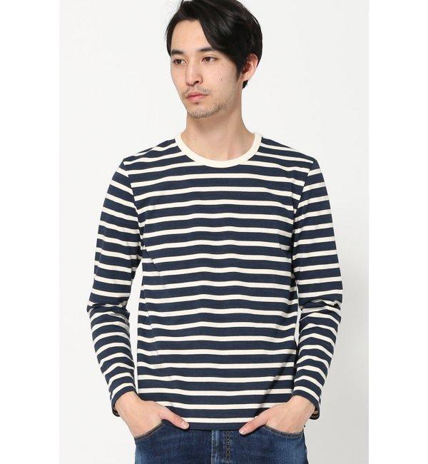 【ジャーナルスタンダード/JOURNAL STANDARD】 スペックボーダーロングTシャツ [送料無料]