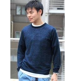 【ジャーナルスタンダード/JOURNALSTANDARD】リネンニットクルー[送料無料]