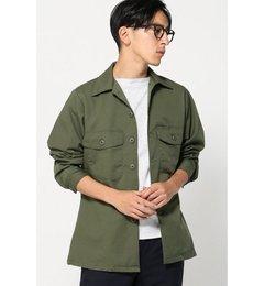 【ジャーナルスタンダード/JOURNAL STANDARD】 バックポイントミリタリーCPOシャツ [送料無料]