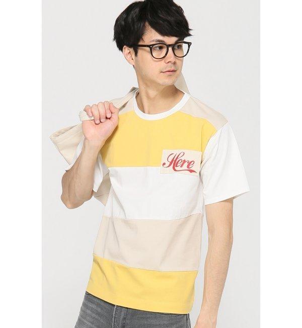 【ジャーナルスタンダード/JOURNAL STANDARD】 Here クレイジーパターンTシャツ [送料無料]