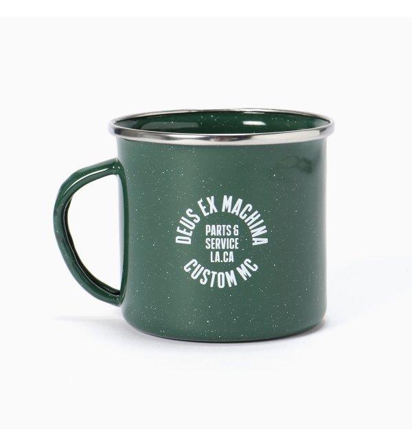 【ジャーナルスタンダード/JOURNAL STANDARD】 GSI / ジーエスアイ : ホウロウマグカップS [3000円(税込)以上で送料無料]
