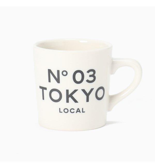 【ジャーナルスタンダード/JOURNAL STANDARD】 【WEB限定】SOFTCREAM マグカップ/ソフトクリーム [3000円(税込)以上で送料無料]