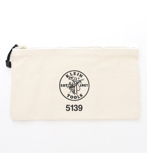 【ジャーナルスタンダード/JOURNAL STANDARD】 KLEIN TOOLS 5139 ZIPPER BAG [3000円(税込)以上で送料無料]