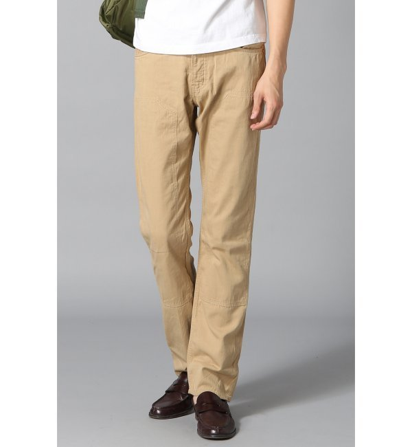 ファッションメンズなら|【ジャーナルスタンダード/JOURNAL STANDARD】 Billy Reid / ビリーリード : Regular Panel Pants [送料無料]