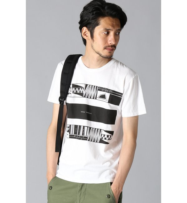 【ジャーナルスタンダード/JOURNAL STANDARD】 SALVAGE PUBLIC / サルベージパブリック: Kapa Tシャツ [送料無料]
