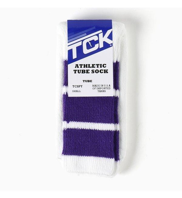 【ジャーナルスタンダード/JOURNAL STANDARD】 TWIN City knitting / ツインシティニッティング: Athletic tube socks [3000円(税込)以上で送料無料]