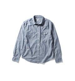 【ジャーナルスタンダード/JOURNALSTANDARD】ChambrayWorkShirt[送料無料]