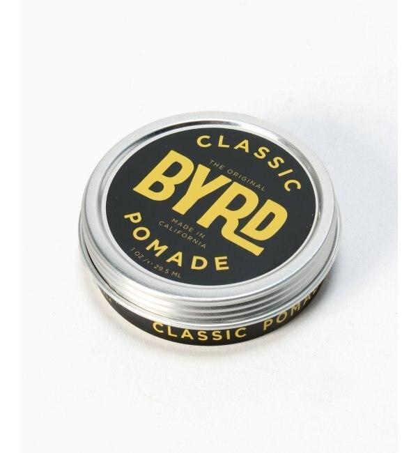 【ジャーナルスタンダード/JOURNAL STANDARD】 BYRD / バード : クラシックポマード 28g [3000円(税込)以上で送料無料]