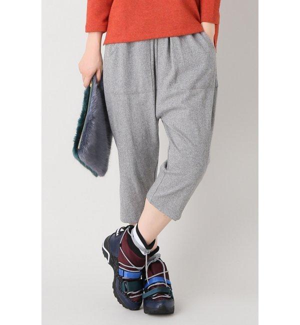 【ジャーナルスタンダード/JOURNAL STANDARD】 【OSKAR/オスカー】Weekend Muse Woollen Harem Pants:スウェットパンツ [送料無料]