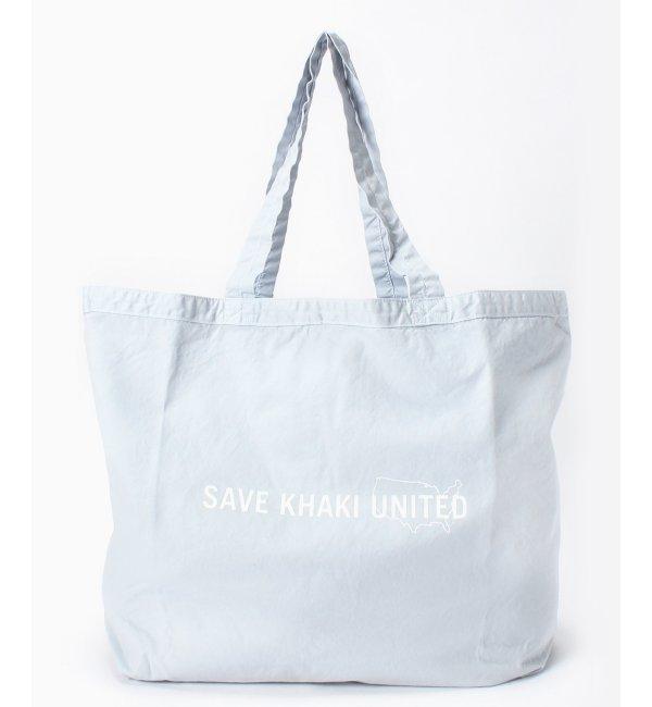 【ジャーナルスタンダード/JOURNAL STANDARD】 Light Twill Tote Bag [送料無料]