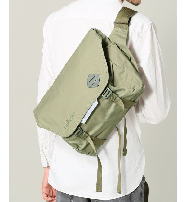 【ジャーナルスタンダード/JOURNAL STANDARD】 millican / ミリカン : The Messenger Bag small 13L / メッセンジャーバッグ [送料無料]