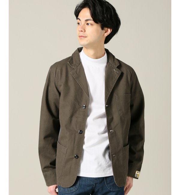【ジャーナルスタンダード/JOURNAL STANDARD】 Palmer Trading for Dickies USA: LAPEL SHOP COAT / カバーオール [送料無料]