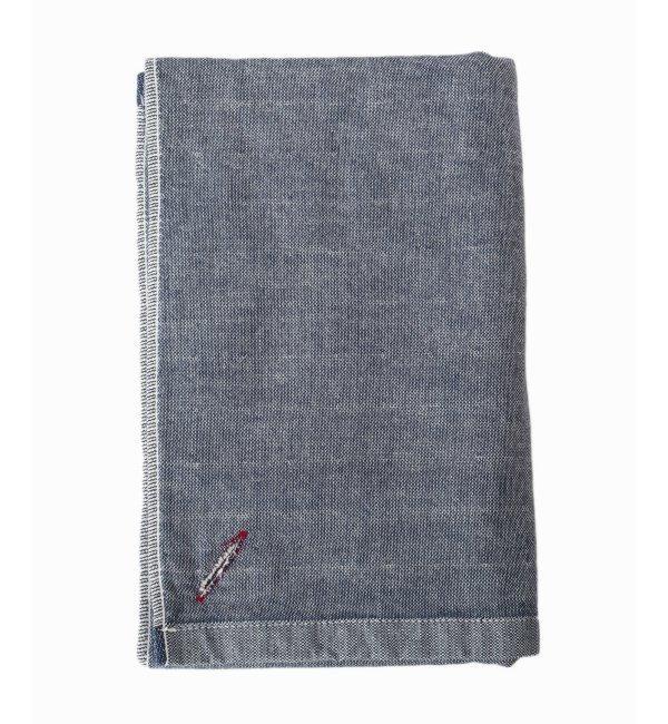 【ジャーナルスタンダード/JOURNAL STANDARD】 BASSHU Cotton Chambray Face Towel [3000円(税込)以上で送料無料]
