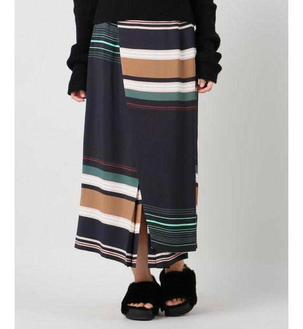 【ジャーナルスタンダード/JOURNAL STANDARD】 【A PIECE A PART /ア ピースア パート】 Sandoval wrap skirt [送料無料]
