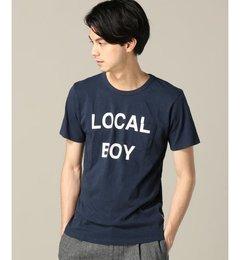 【ジャーナルスタンダード/JOURNAL STANDARD】 SALVAGE PUBLIC / サルベージパブリック: Local Boy Tシャツ [3000円(税込)以上で送料無料]