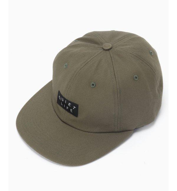 【ジャーナルスタンダード/JOURNAL STANDARD】 THE QUIET LIFE / クワイエットライフ: Field Polo Hat / キャップ [送料無料]