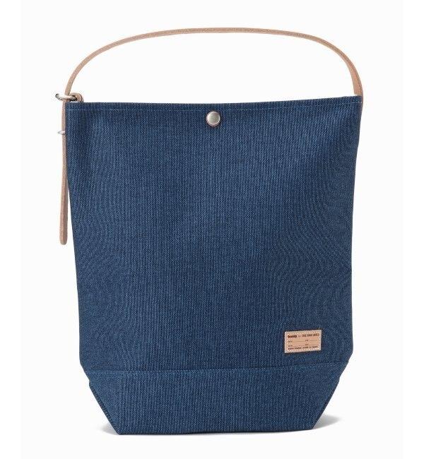 【ジャーナルスタンダード/JOURNAL STANDARD】 buddy×SKU Collar Leather Tote Shoulder 【Wash Blue Series】 [送料無料]