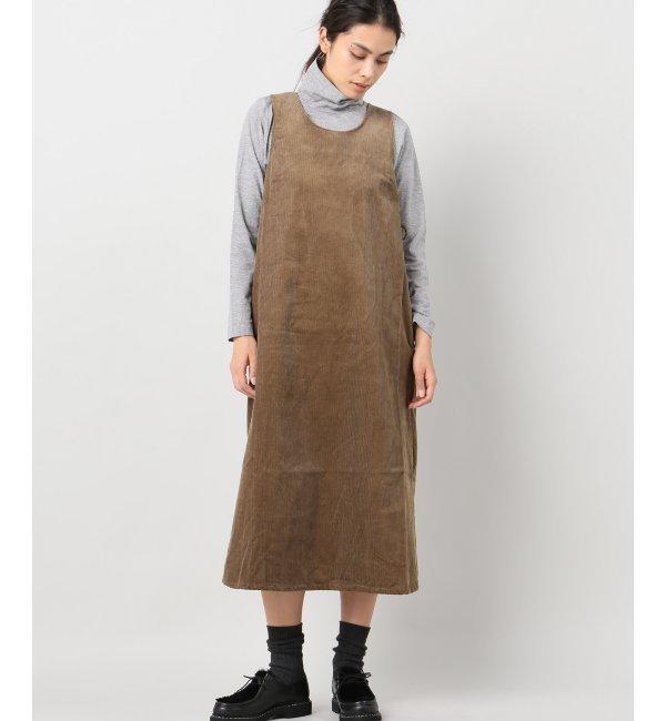 【ジャーナルスタンダード/JOURNAL STANDARD】 【Engineered Garments/エンジニアードガーメンツ】 sun dress corduroy [送料無料]