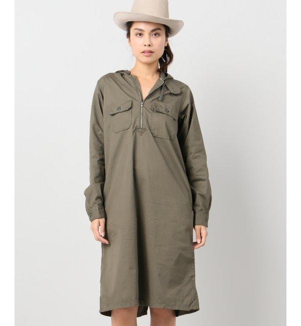 【ジャーナルスタンダード/JOURNAL STANDARD】 【Engineered Garments/エンジニアードガーメンツ】 long bush dress [送料無料]