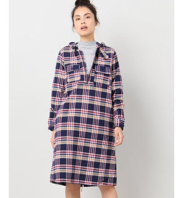 【ジャーナルスタンダード/JOURNAL STANDARD】 【Engineered Garments/エンジニアードガーメンツ】 long bush dress plai [送料無料]