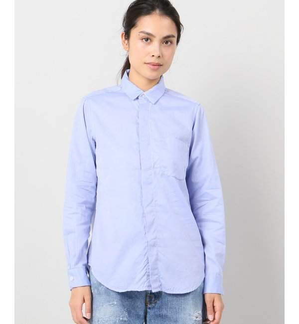 【ジャーナルスタンダード/JOURNAL STANDARD】 【Engineered Garments/エンジニアードガーメンツ】 short collar shirt [送料無料]