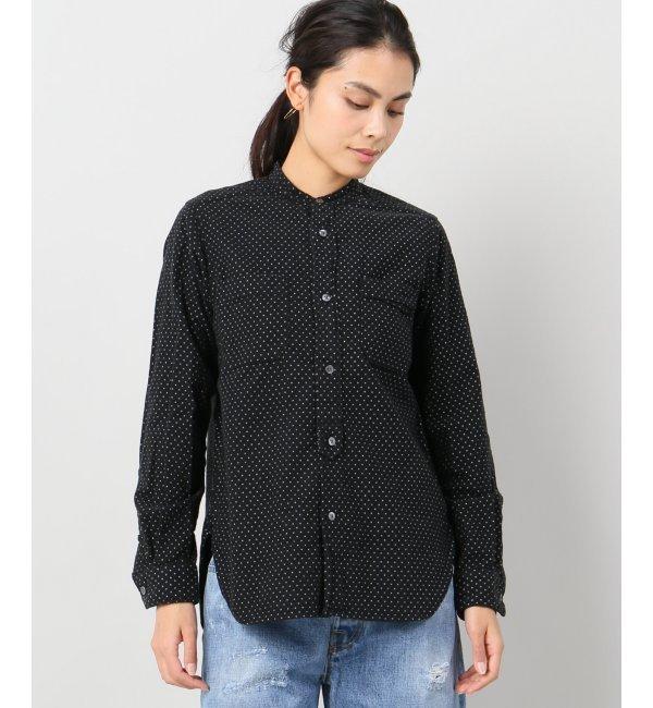 【ジャーナルスタンダード/JOURNAL STANDARD】 【Engineered Garments/エンジニアードガーメンツ】 banded collar shirt [送料無料]
