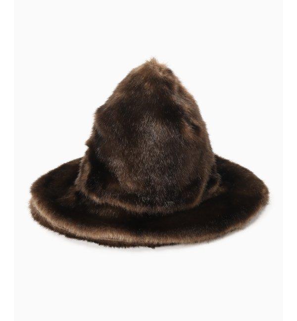 【ジャーナルスタンダード/JOURNAL STANDARD】 【Engineered Garments/エンジニアードガーメンツ】 snufkin hat fur [送料無料]