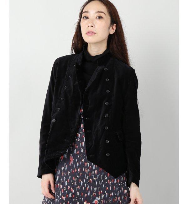 【ジャーナルスタンダード/JOURNAL STANDARD】 【Engineered Garments/エンジニアードガーメンツ】 chelsea jacket velvet [送料無料]