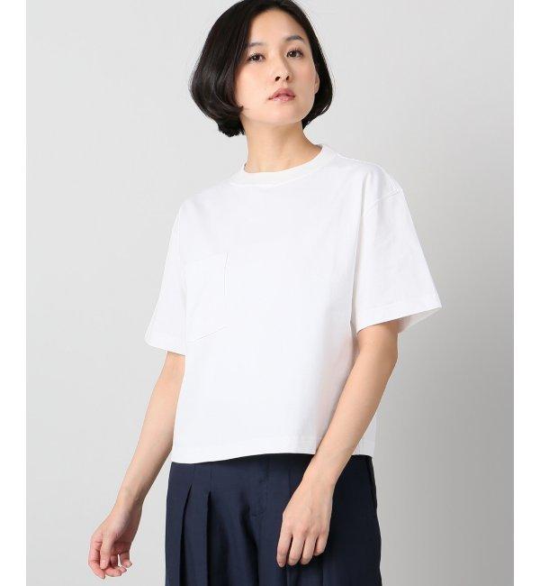 【ジャーナルスタンダード/JOURNAL STANDARD】 【JANE SMITH/ジェーンスミス】BIGポケットTシャツ [送料無料]