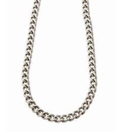 【ジャーナルスタンダード/JOURNAL STANDARD】 ANONYMOUS PRODUCT / アノニマスプロダクト: Curblink Chain Necklace [送料無料]