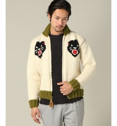 【ジャーナルスタンダード/JOURNAL STANDARD】 CLOVERU×CANADIAN SWEATER×relume: TIGER [送料無料]