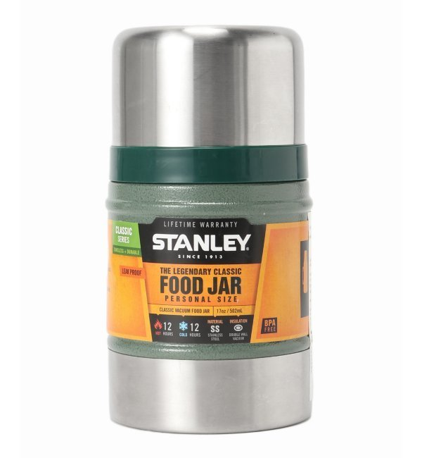 【ジャーナルスタンダード/JOURNAL STANDARD】 STANLEY /スタンレイ : クラシックシンクウフードジャー0.5L [送料無料]