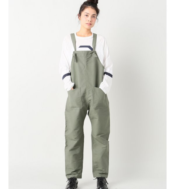 【ジャーナルスタンダード/JOURNAL STANDARD】 【Engineered Garments/エンジニアードガーメンツ】オーバーオール [送料無料]