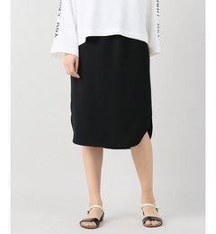 【ジャーナルスタンダード/JOURNALSTANDARD】ロゴプリントスカート[送料無料]