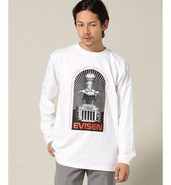 Evisen skateboads / エビセン:BOOBY BLAST OFF LS【ジャーナルスタンダード/JOURNAL STANDARD メンズ Tシャツ・カットソー ブラック ルミネ LUMINE】