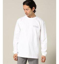 Evisen skateboads / エビセン:THE WOMAN BOSS LS【ジャーナルスタンダード/JOURNAL STANDARD メンズ Tシャツ・カットソー ホワイト ルミネ LUMINE】