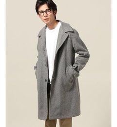 【ジャーナルスタンダード/JOURNAL STANDARD】 FIDELITY / フィデリティ: 22oz Souten collar coat [送料無料]