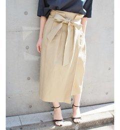 【ジャーナルスタンダード/JOURNALSTANDARD】Hardmansリネンスカート◆[送料無料]