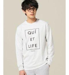 【ジャーナルスタンダード/JOURNAL STANDARD】 THE QUIET LIFE / クワイエットライフ: PARIS LONG SLEEVE ロンT [送料無料]