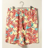 SUN SURF×JS /サンサーフ別注 : BREAD FRUIT RAYON ALOHA SHORT