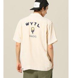 【ジャーナルスタンダード/JOURNAL STANDARD】 STYLE EYES /スタイルアイズ : WYTL RADIO RAYON BOWLING SHI [送料無料]