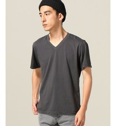 【ジャーナルスタンダード/JOURNALSTANDARD】【追加】USAコットンVネックTシャツ[3000円(税込)以上で送料無料]