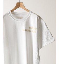 【ジャーナルスタンダード/JOURNAL STANDARD】 WILLY CHAVARRIA / ウィリーチャバリア :別注DIRTY WHITE BOY WILLY Tシャツ [3000円(税込)以上で送料無料]