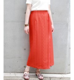 【ジャーナルスタンダード/JOURNAL STANDARD】 【OKIRAKU/オキラクxL'ESSAGE 】 ラップスカート [送料無料]