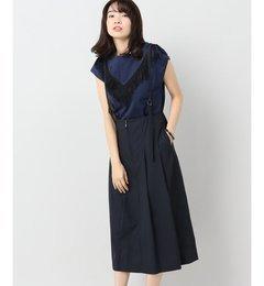 【ジャーナルスタンダード/JOURNAL STANDARD】 ブロードサロペットスカート [送料無料]