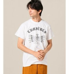 PAKKARD / パッカード : LUMIERES PAKKARD SS-T【ジャーナルスタンダード/JOURNAL STANDARD メンズ Tシャツ・カットソー ホワイト ルミネ LUMINE】