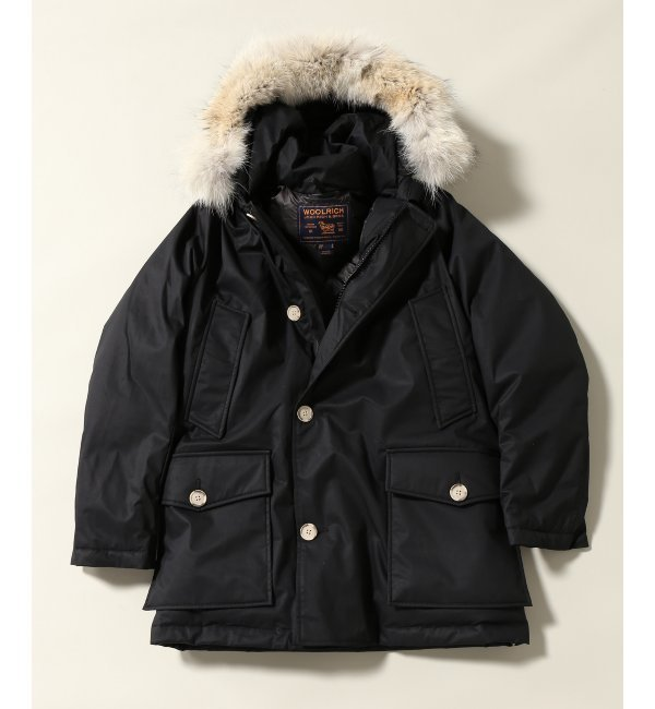 WOOLRICH×JS / ウールリッチ : ARCTIC PARKA 100% cotton
