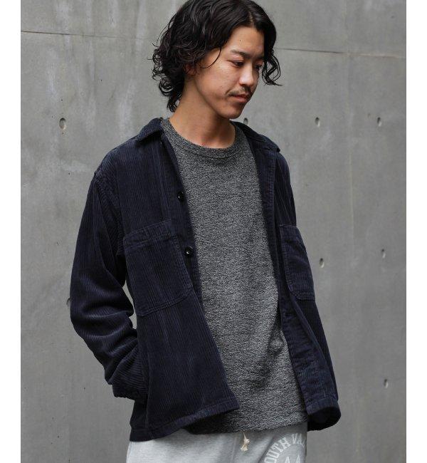 【ジャーナルスタンダード/JOURNAL STANDARD】 6W CORDUROY / コーデュロイシャツジャケット : K-FIELD SH JKT [送料無料]