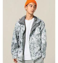 【ジャーナルスタンダード/JOURNAL STANDARD】 and wander / アンドワンダー: white forest printed jacket [送料無料]